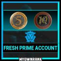 NON PRIME ACCOUNT With 5-10 YEAR COIN