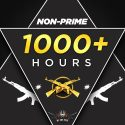 MGE (NON PRIME) 1000+ HOURS ACCOUNTS