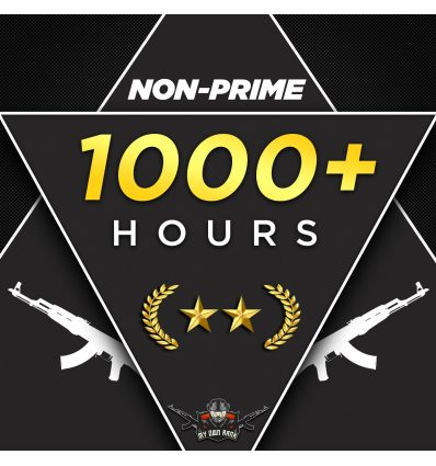 GN2 (NON PRIME) 1000+ HOURS ACCOUNTS