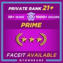 Prime GN-3 OR GNM   1200+ Hours   Private Rank 21+ (19 PR LEFT TO 2021 MEDAL)   FULL ACCESS