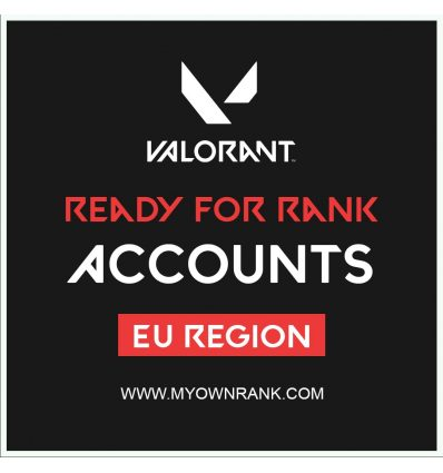 [EU] Valorant Ready For RANKED + Full Access| NO Bots Cheats l| Email Changeable