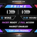 CSGO PRIME SE OR SEM ACCOUNTS | MARKET ENABLED | CAN ADD FRIENDS | FULL ACCESS