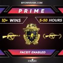PRIME MG1 OR MG2 WITH LOYALTY BADGE | FULL ACCESS