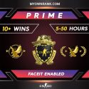 PRIME LE-LEM WITH LOYALTY BADGE | FULL ACCESS