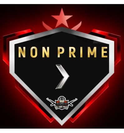 CS:GO SILVER 1 RANKED NON PRIME ACCOUNT